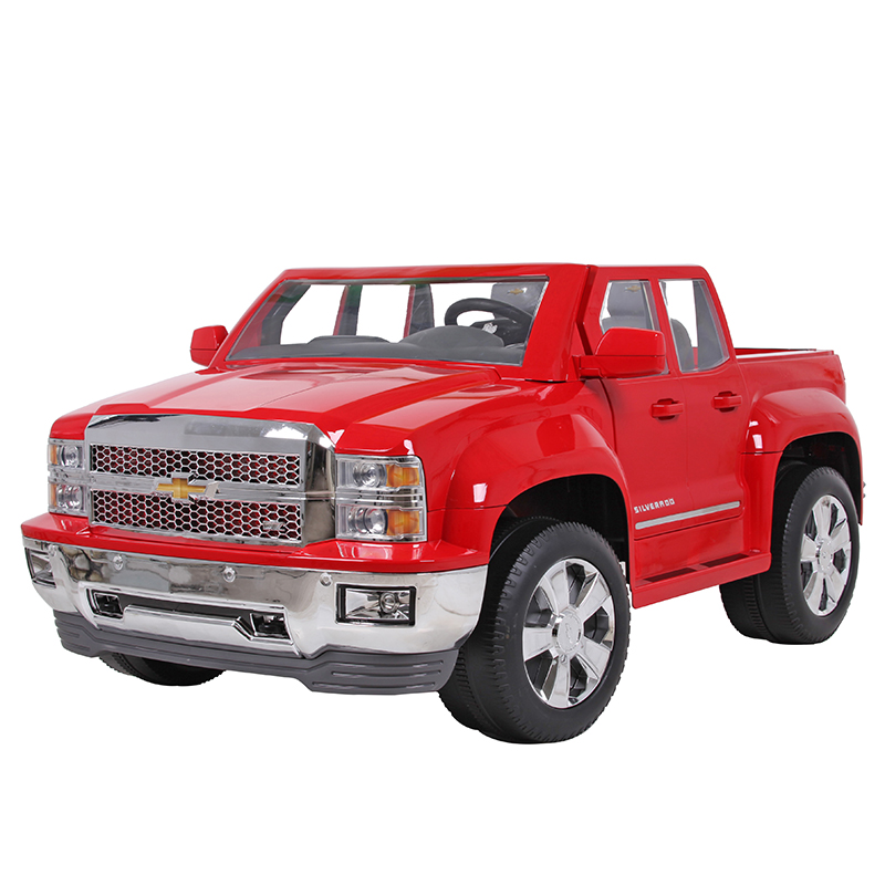 12V Chevy Silverado - Red
