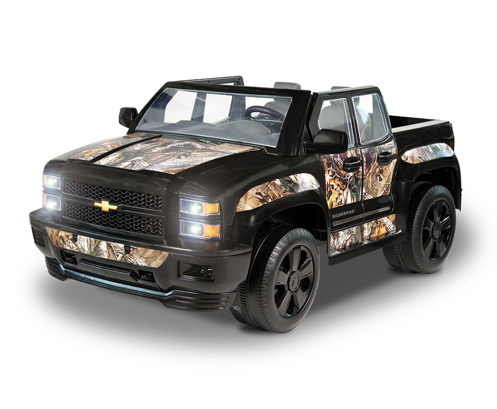 12V Chevy Silverado Real Tree