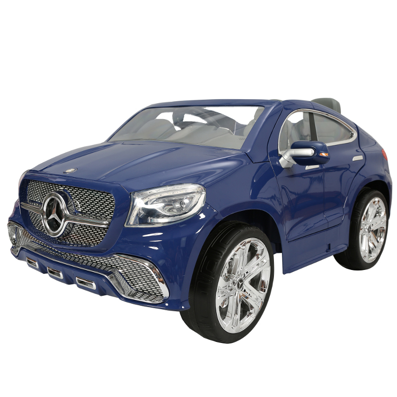 12V Mercedes Coupe-Blue