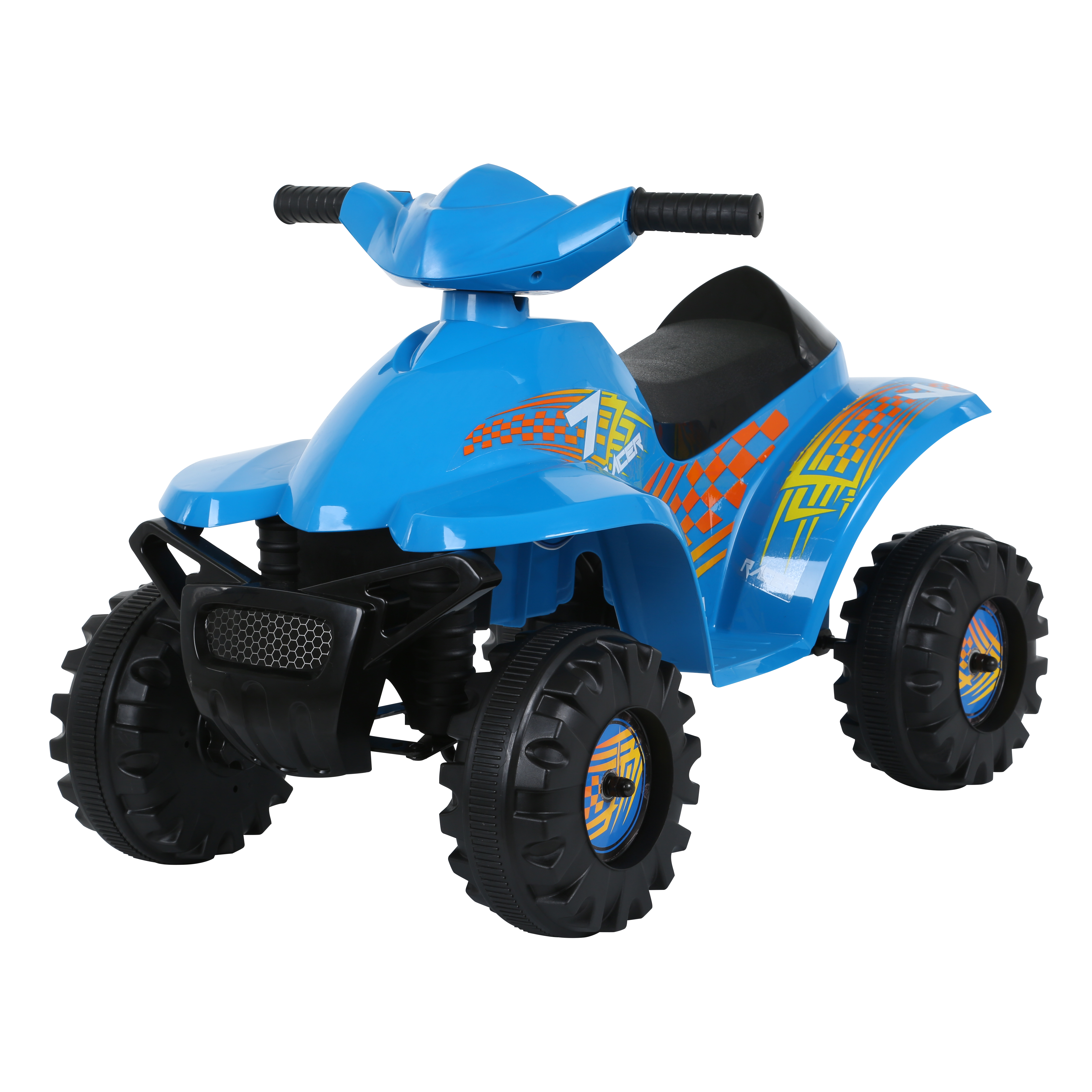 6V Mini Quad - Blue