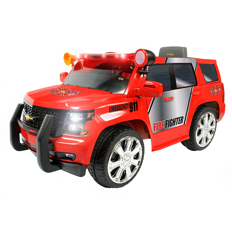 6V Chevy Tahoe Fire Rescue