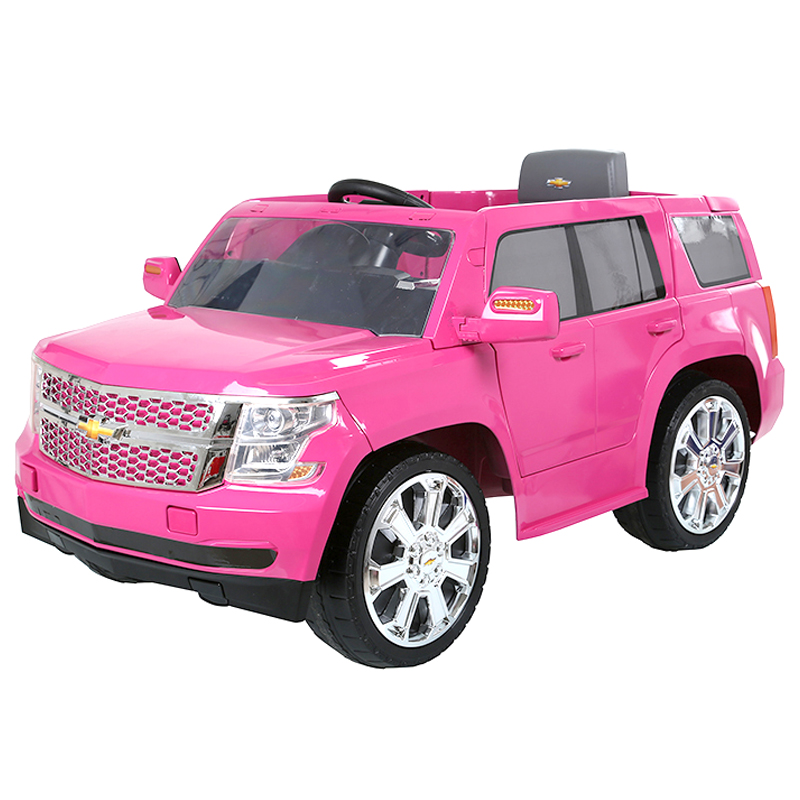 6V Chevy Tahoe - Pink
