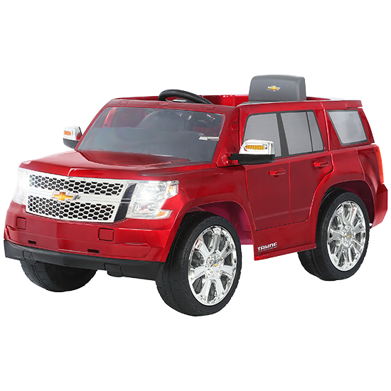 6V Chevy Tahoe - Red