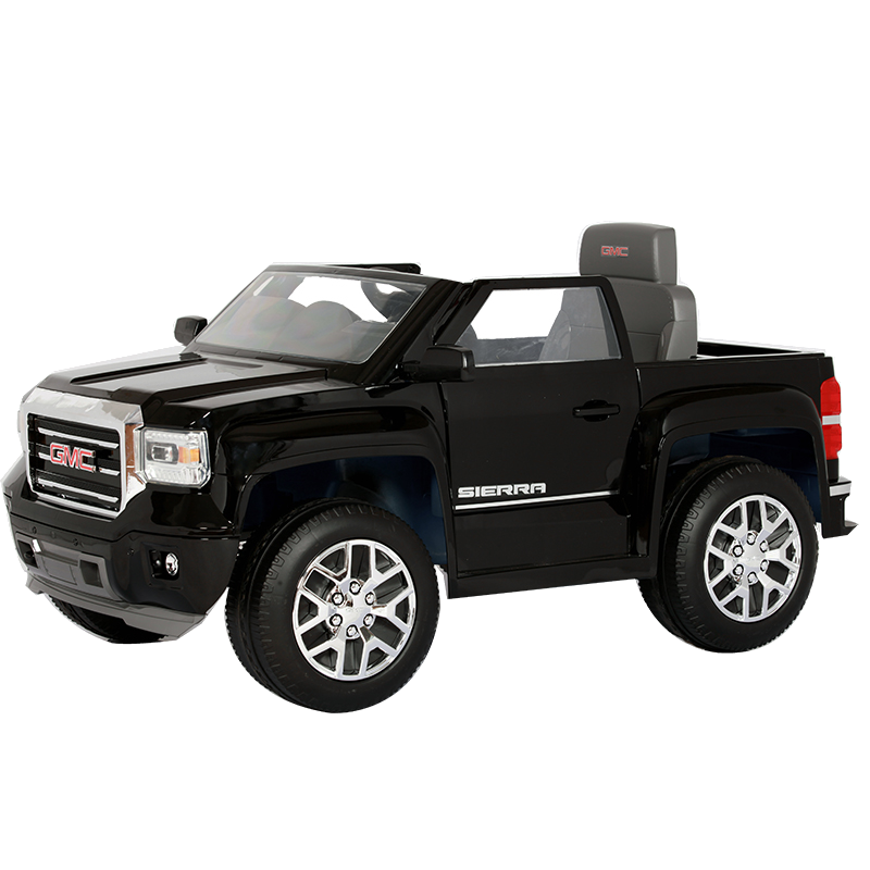 6V GMC Sierra - Black