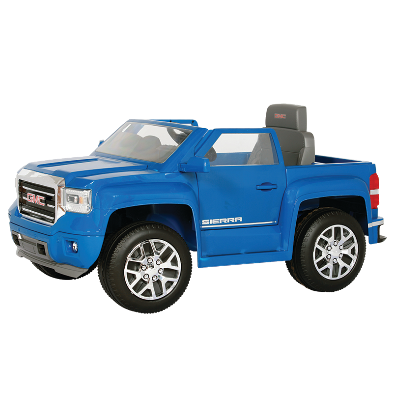 6V GMC Sierra - Blue