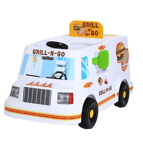 6V Grill N Go Truck