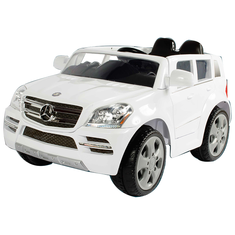 6V Mercedes GL - White