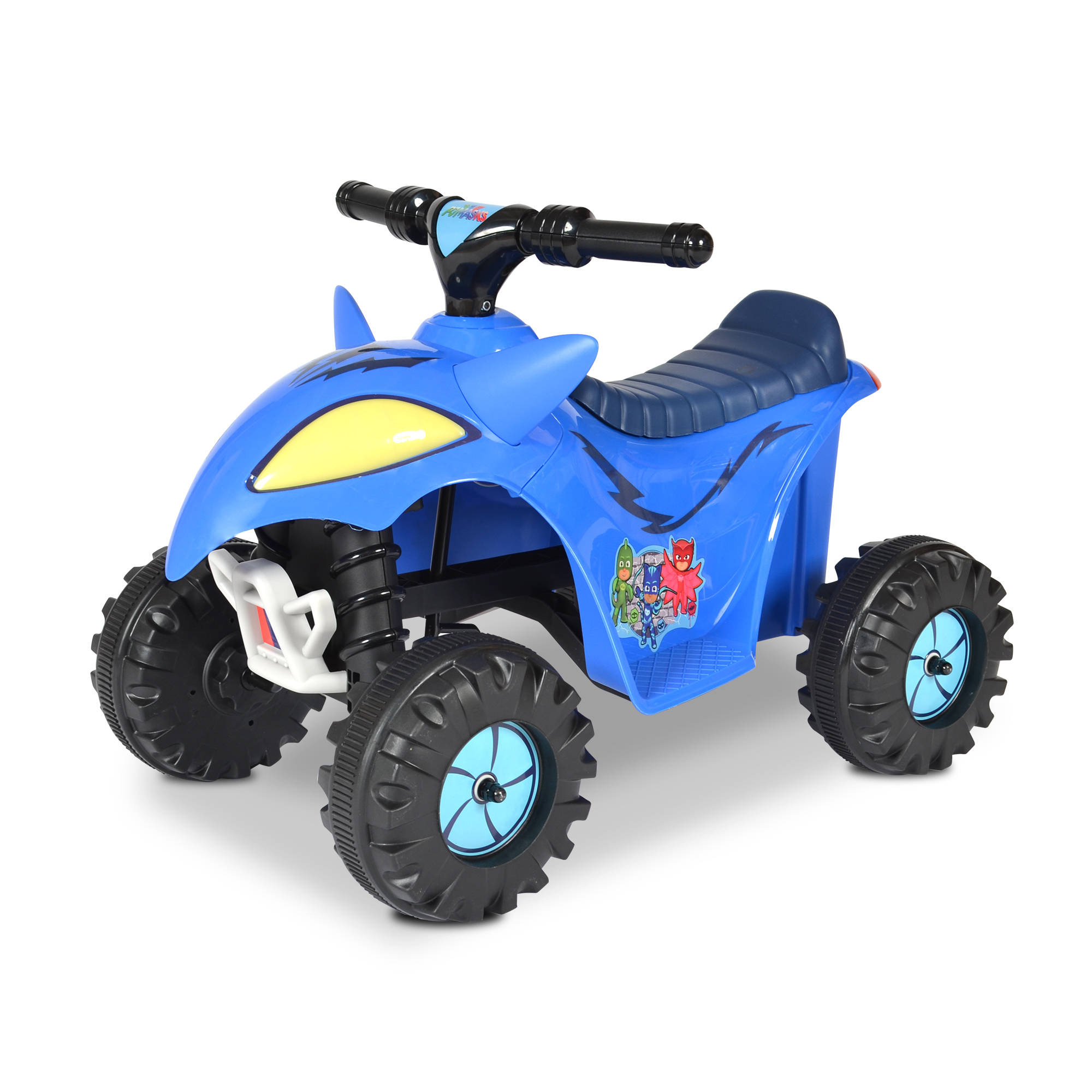 6V PJ Masks Super Quad