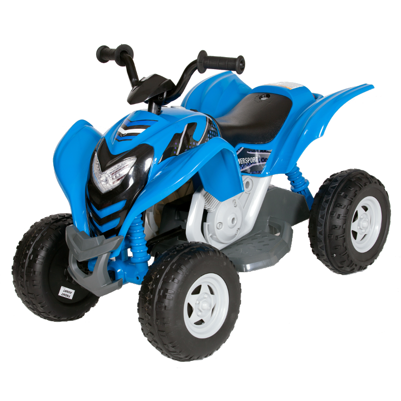 6V Powersport ATV - Blue