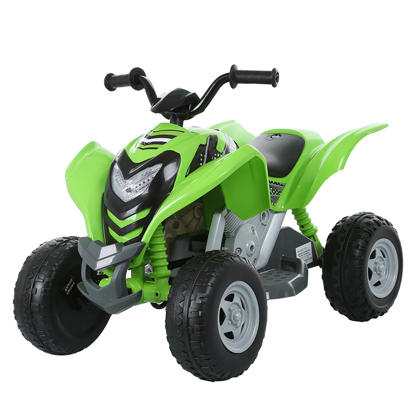 6V Powersport ATV - Green