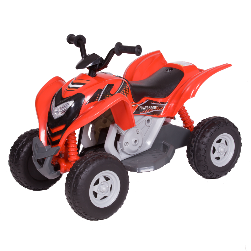 6V Powersport ATV - Red